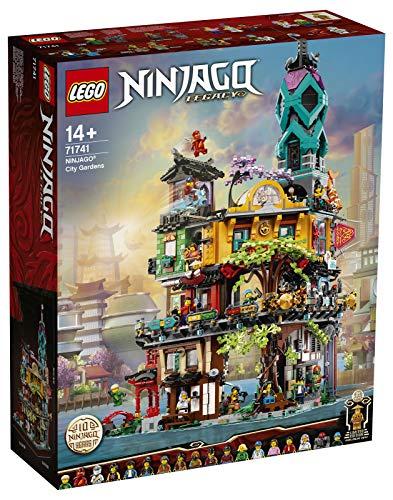 Lego Ninjago City Gardens 71741