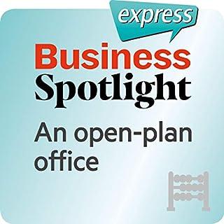 Business Spotlight express - Grundkenntnisse: Wortschatz-Training Business-Englisch - Ein Großraumbüro Titelbild