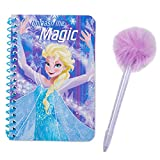 UNLEASH THE MAGIC There's no better way for your child to begin to unleash their imagination than to create their own personalized journal. WHAT'S INCLUDED Includes a spiral bound soft-cover journal book with 60 sheets of paper and a magical clear gl...