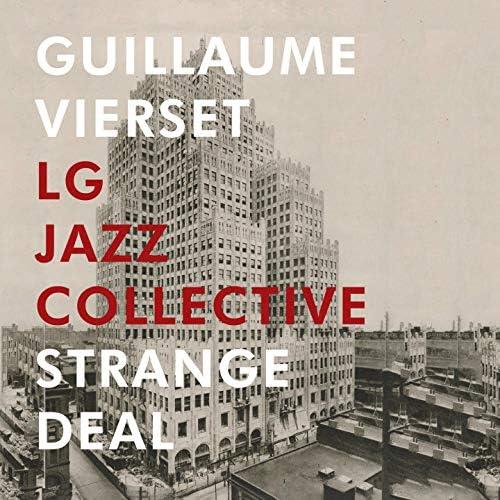 Guillaume Vierset & LG Jazz Collective feat. Jean-Paul Estiévenart, Rob Banken, Steven Delannoye, Félix Zurstrassen, Antoine,Pierre & Alex Koo