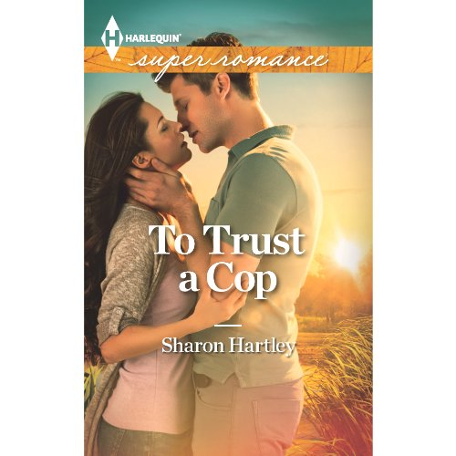 To Trust a Cop audiobook cover art