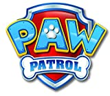 PAW PATROL Logo Edible Image Photo Cake Topper Sheet Birthday Party - 1/4 Sheet Topper - 14504