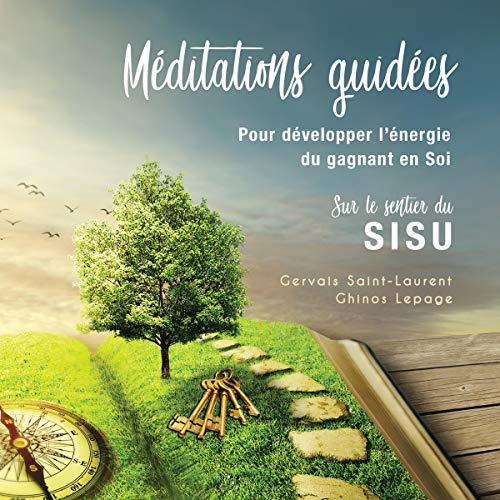 Couverture de Méditations guidées pour développer l'énergie du gagnant en Soi