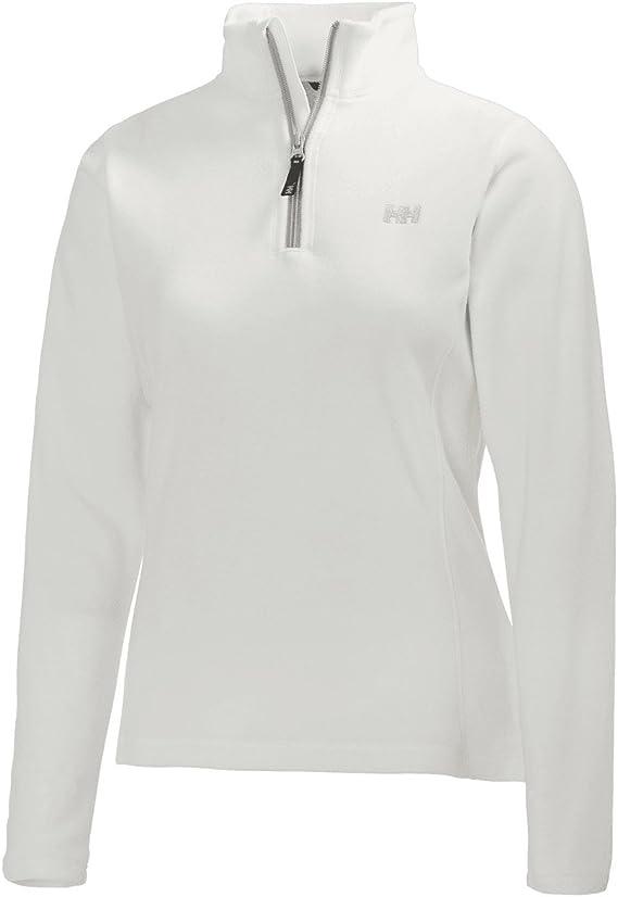 599 Navy XL Helly Hansen Damen W Daybreaker 1//2 Zip Fleece Pullover