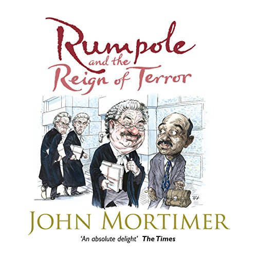 Rumpole and the Reign of Terror audiobook cover art