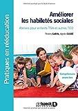 Améliorer les habilletés sociales, ateliers pour enfants tsa et autres ted