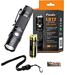 Maximum 320 Lumens output. Cree XP-G2 R5 neutral white LED for better color rendering. Uses one 1.5V AA (Ni-MH or Alkaline) Battery or Type 14500 li-ion rechargeable battery USES AA BATTERIES - Includes a AA Alkaline Battery, enabling the 150 lumen t...