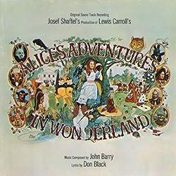 ALICE\'S ADVENTURES IN WONDERLAND (ORIGINAL SOUNDTRACK LP, 1972)