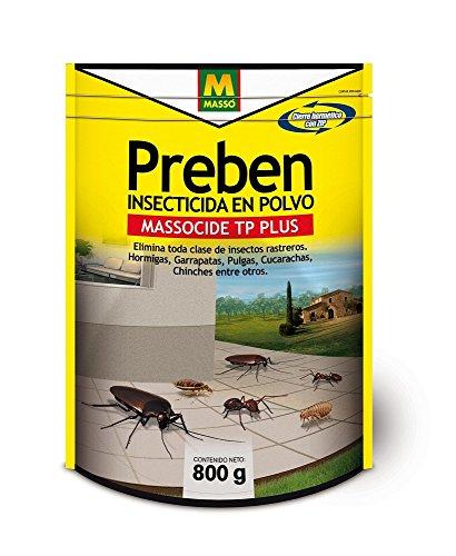 MASSO 230255 - insecticida preben espolvoreo Bolsa 800 gr.