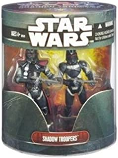Star Wars Saga 2008 Jedi Con Exclusive Shadow Troopers