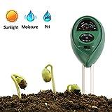 geoself pH-Bodentest zur Ermittlung des Kalkbedarfs pH Bodentester f/ür bis zu 30 Anwendungen schnelle Ergebnisse einfache Anwendung