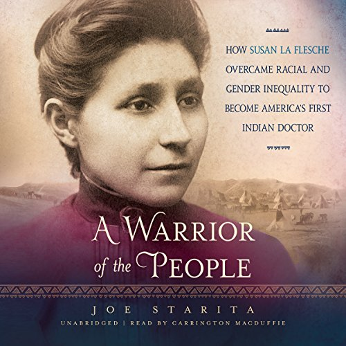 A Warrior of the People audiobook cover art