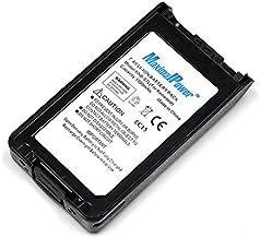 MaximalPower Replacement Battery for Kenwood KNB-55L KNB-57L 1800mAh Li-Ion TK-2140 TK-3140 NX-220 NX-320