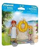 PLAYMOBIL Family Fun 70690 DuoPack Aqua Park Badegäste, Ab 4 Jahren
