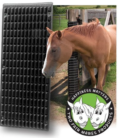 The Equine Scratcher