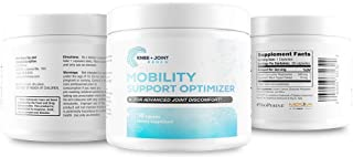 Life Renew: Mobility Support Optimizer - Joint Pain Relief - Helps Improve Joint Mobility - 30x More Bioava...