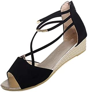 [シュバリアン] レディース オープントゥ 軽量 サンダル 靴 シューズ 夏 カジュアル おしゃれ 美脚