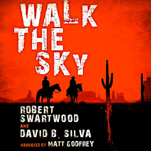 Walk the Sky audiobook cover art