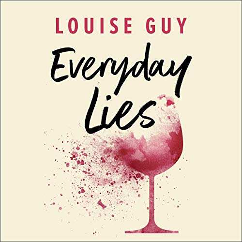 Everyday Lies audiobook cover art