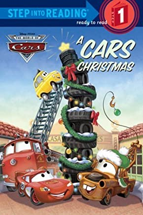 A Cars Christmas (Step into Reading) by Melissa Lagonegro RH Disney(2009-09-08)