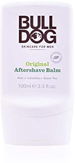 Bulldog Skincare for Men After Shave Bálsamo - 2 Paquetes de 100 ml - Total: 200 ml