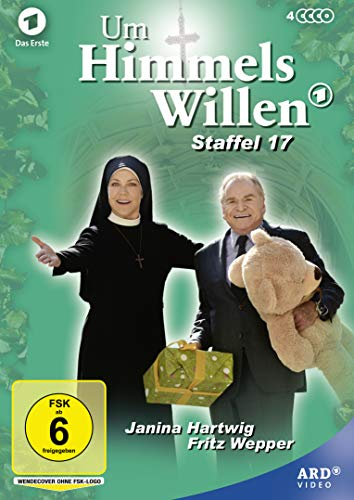 Staffel 17 (4 DVDs)