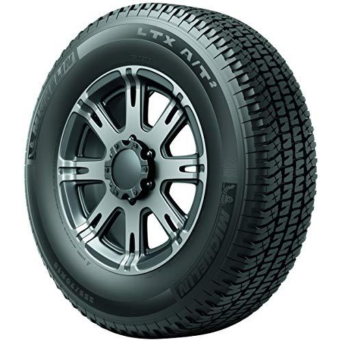 Michelin LTX A/T2 All-Terrain Radial Tire-LT275/70R18/E 125/122S 125S
