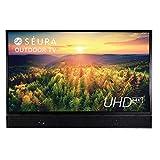 Séura Shade Series 55-Inch Weatherproof 4K Ultra HD Outdoor TV with Soundbar