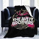 Jamychalsh The Avett Brothers Tree Ultra-Soft Micro Fleece Blanket Soft and Warm 80x60 Inch