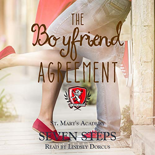 The Boyfriend Agreement cover art