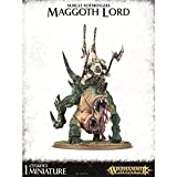 Warhammer 40K Age of Sigmar Nurgle Rotbringers Maggoth Lord by Games Workshop