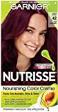 Garnier Nutrisse Haircolor - 42 Black Cherry (Deep Burgundy) 1 Each
