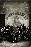 Pster Sons of Anarchy, vintage