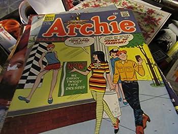 Comic Archie Sept. 1967 no. 176 Book