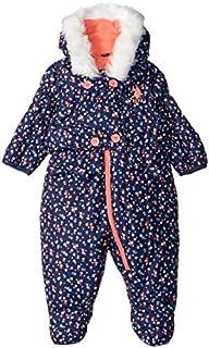U.S. Polo Assn. Baby Girls Floral Print Pram