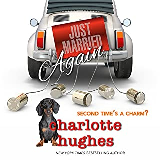 Just Married Again audiobook cover art