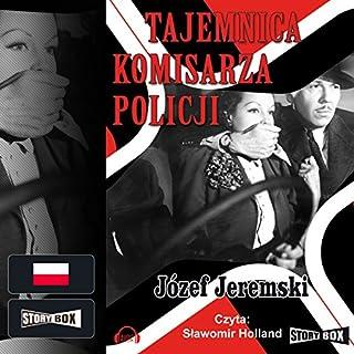 Tajemnica komisarza policji cover art