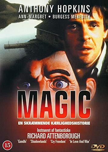 Magic - Eine unheimliche Liebesgeschichte / Magic (1978) ( ) [ Australische Import ]