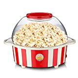 LAHappy Popcorn Maker, 5L Electric Popcorn Machine for Healthy Less Fat Popcorn and Frying, 850W