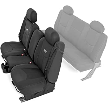 Duck Weave Gravel Covercraft Carhartt SeatSaver Front Row Custom Fit Seat Cover for Select Ford Transit Connect Models