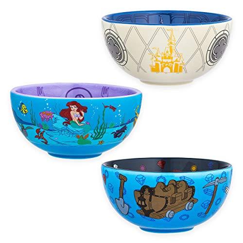 Disney Walt Disney World Mini - Juego de cuencos (3 piezas)