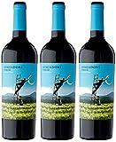7 Magnífics Somiadors de l'Empordà, Vino Tinto - 3 botellas de 750 ml, Total: 2250 ml