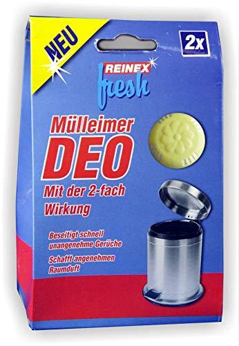 Mülleimer Deo Luftfilter Geruchskiller Reinex