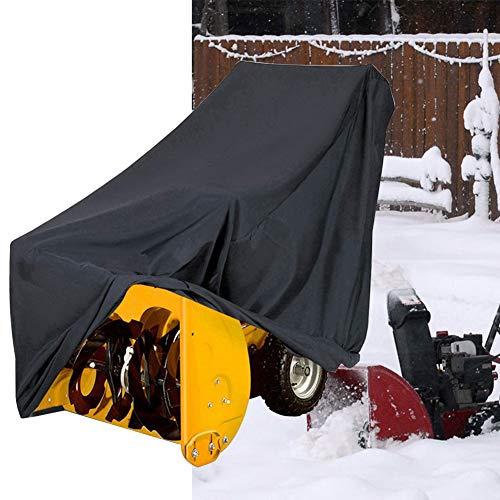 KOET Abdeckung für Schneefräse, wasserdicht, reißfest, staubdicht, Oxford-Stoff, universelle Schutzhülle