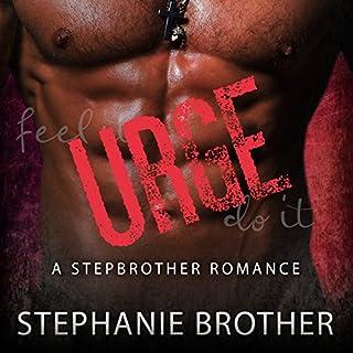 Urge: A Stepbrother Romance audiobook cover art