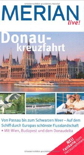 MERIAN live! Reiseführer Donaukreuzfahrt