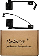 Padarsey Replacement Internal Left and Right Speaker Compatible for MacBook Pro 13
