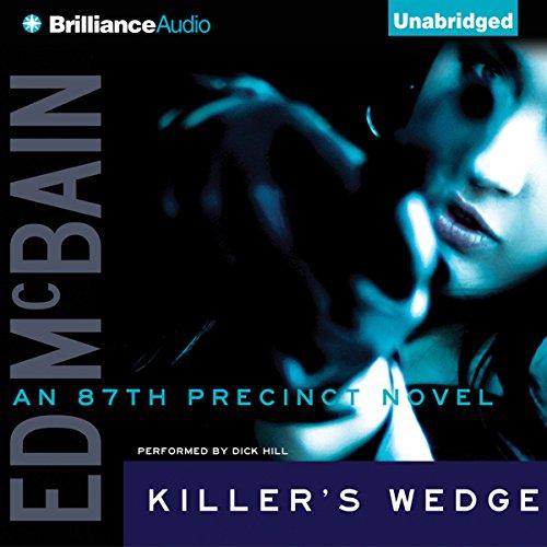 Killer's Wedge audiobook cover art
