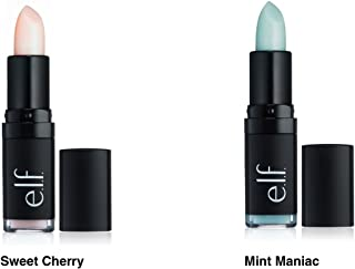 New ~ e.l.f. Lip Exfoliator (2 Packs~ Cherry & Mint)