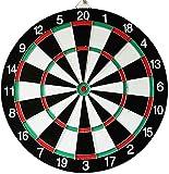 WJHCDDA Dardos Punta de Acero Juego de Dartboard, Tablero de Bristle Dart for Bares, Arcadas, Habitaciones de Billar, Dormitorio y Sala de Juegos-Pro, Recreativa o Competición